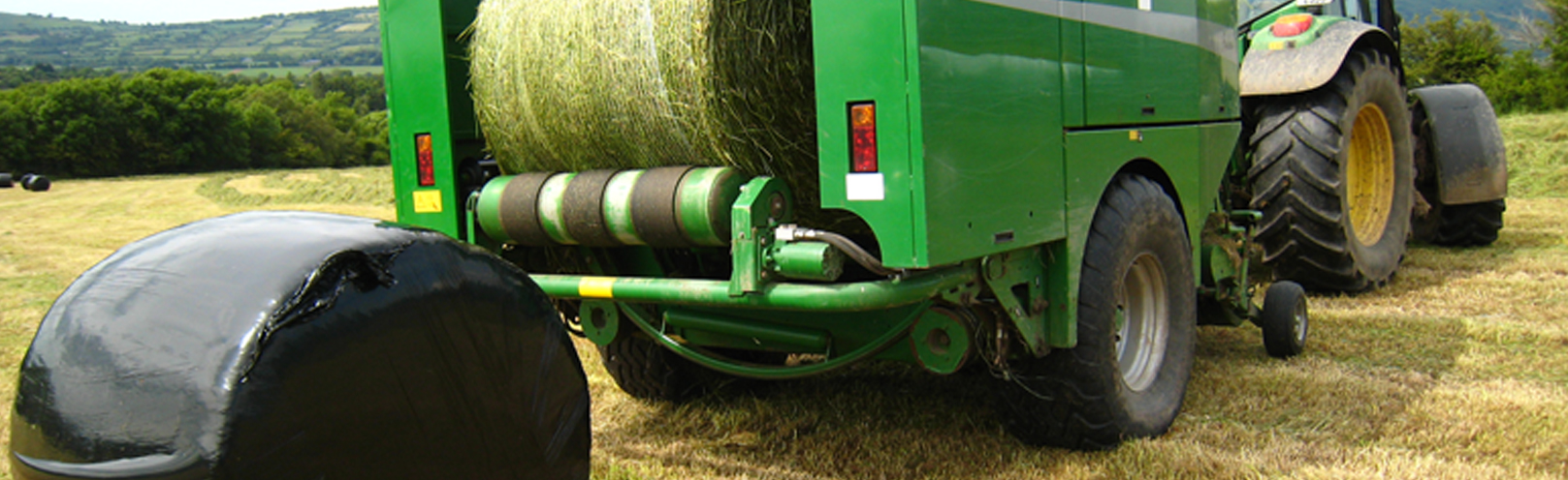 UPU Industries - Bale Solutions - Silage Wrap