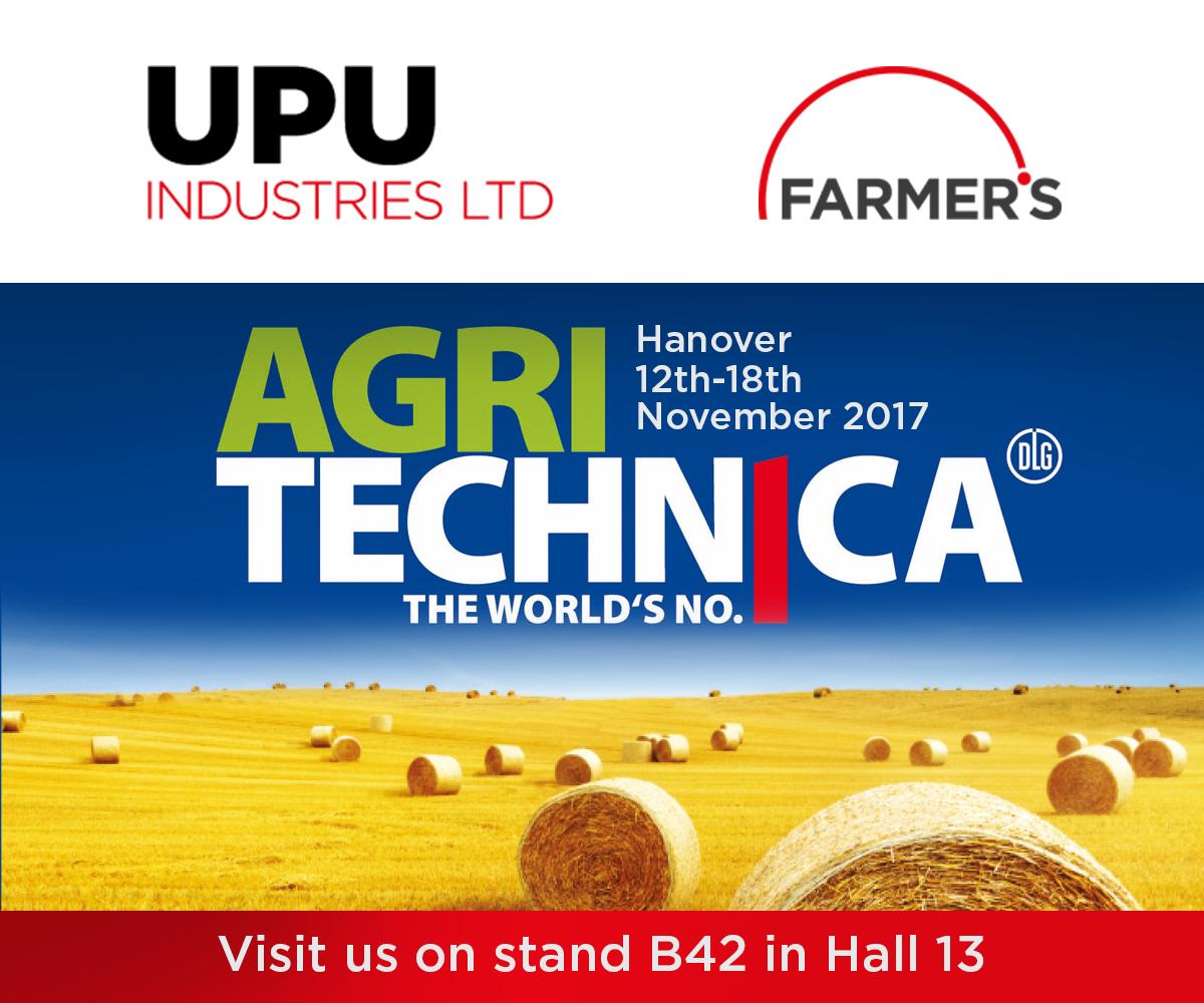 UPU to attend Agri-Technica!