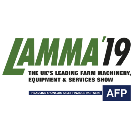 UK's Leading farm Machinery Show Lamma 19