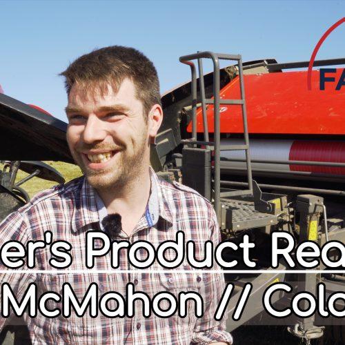 Colorbale Product Reaction // Colm McMahon