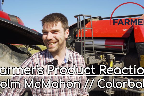 Colorbale Product Reaction // Colm McMahon